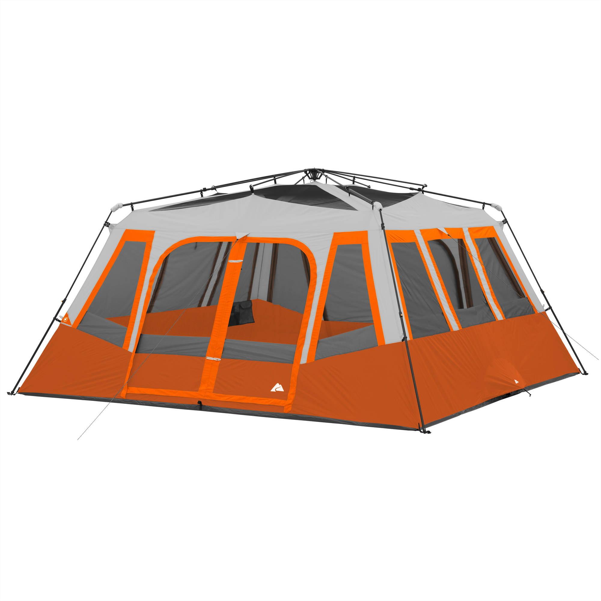 Ozark Trail 14 Person 2 Room Instant Cabin Tent Walmartcom