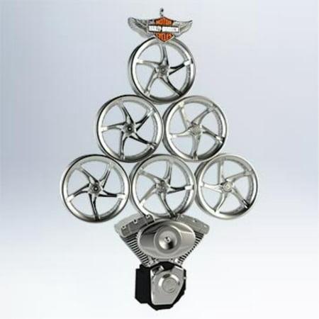 happy harley days-h davidson 2011 hallmark (Hallmark 12 Days Of Christmas Ornament 2011)