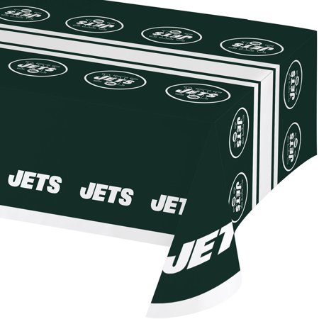 New York Jets Tire Cover (New York Jets Table Cover)