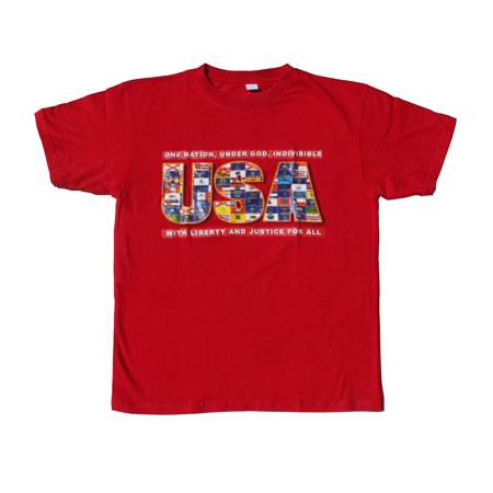 498f07908 This button opens a dialog that displays additional images for this product  with the option to zoom in or out. USA Shirt Red