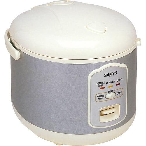 Sanyo Electric Rice Cooker, Porridge Coo