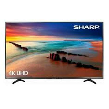 SHARP 65IN 4K 120Hz Smart- Refurb