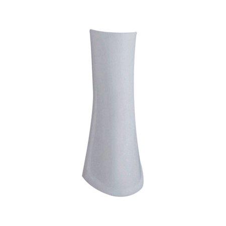 Mansfield Maverick Pedestal Sink White - Case Of: 1 ()