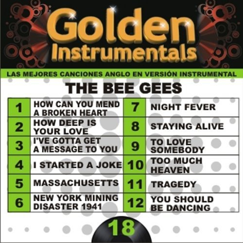Yoyo International Orchestra - Yoyo International Orchestra: Vol. 18-Golden Instrumentals: Bee Gees [CD]