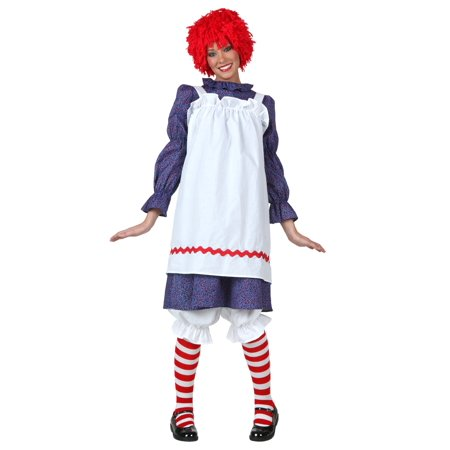 Adult Rag Doll Costume for $<!---->