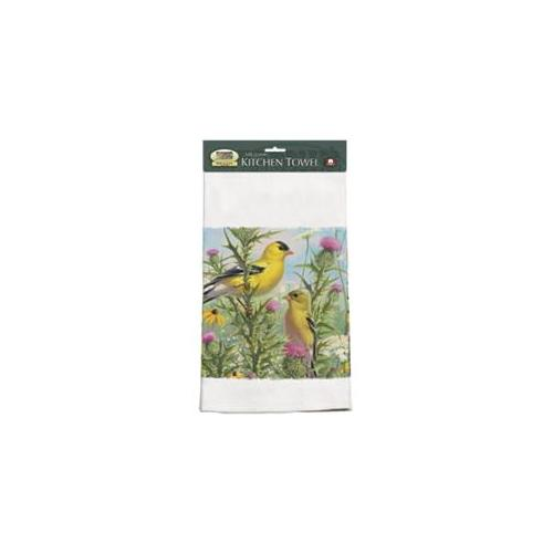 Fiddler's Elbow FEK210 31'' Goldfinches Towel