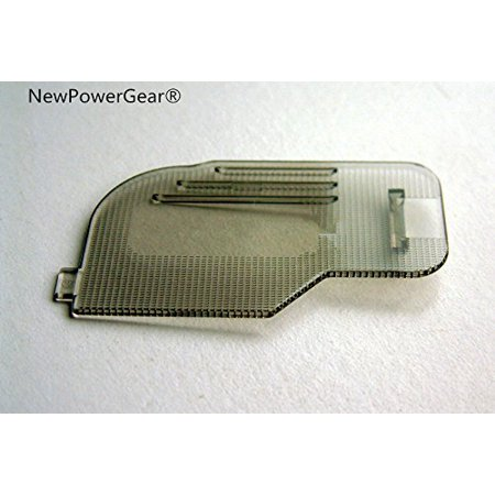 Bobbin Cover Plate Replacement for Sew Machine Brother Star 3, SE270D, SE350, SE400, SQ9000, SQ9050, SM6500PRW XL2120, XL2121, XL2130, XL2140, XL2150, Brand.., By NewPowerGear From USA