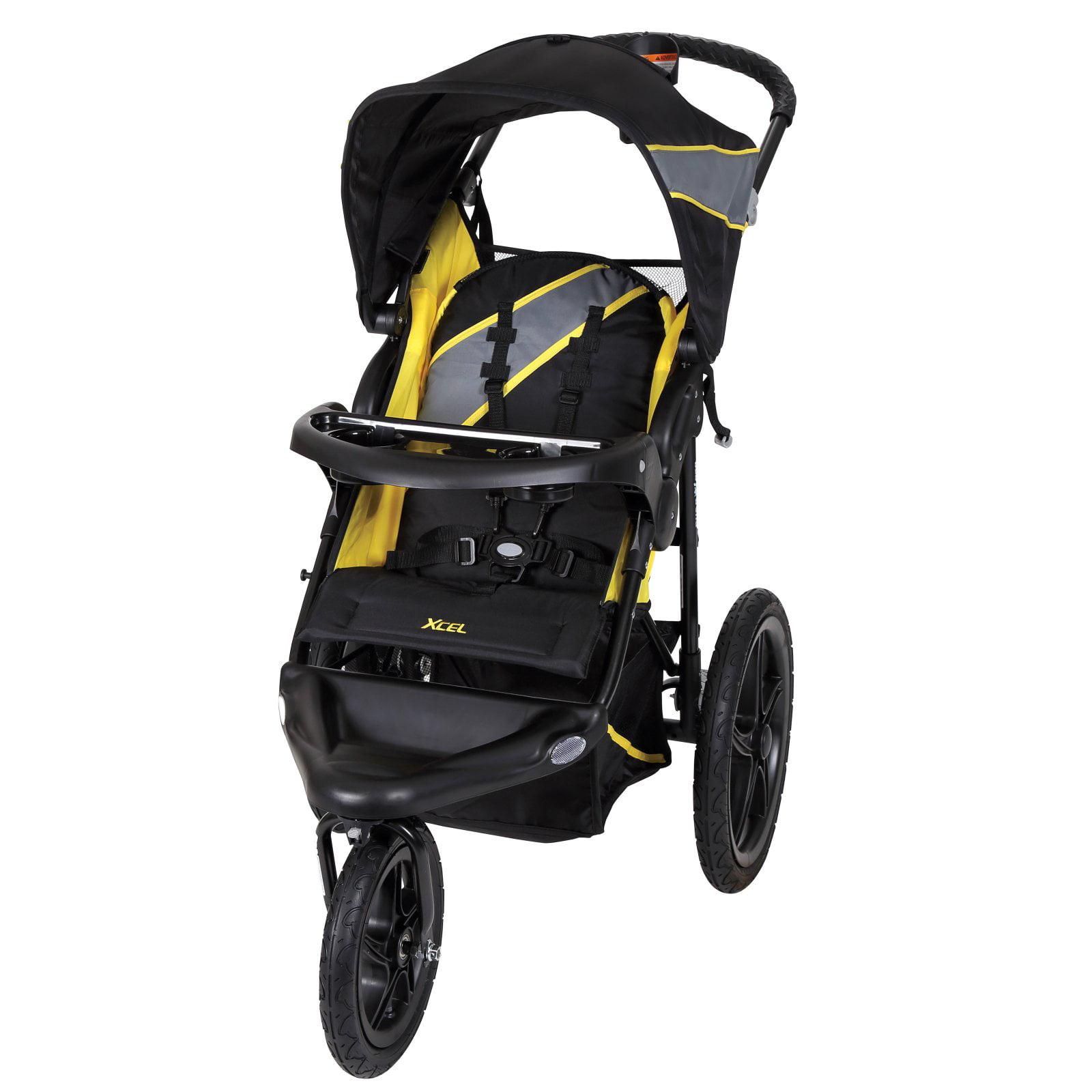 Baby Trend XCEL Jogger - Lemon Zest
