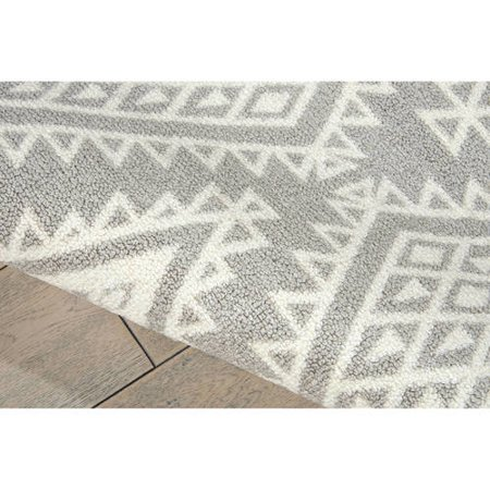 Nourison Enhance EN198 Machine-Made Decorative Rug