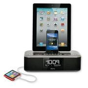 iHome iD99 Triple Charge Dual Alarm for Apple iPad, iPhone, and iPod