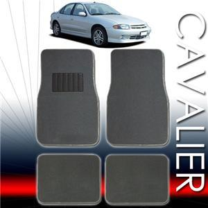 2000 2001 2002 2003 2004 2005 CHEVY CAVALIER FLOOR MATS SET ALL FEES INCLUDED!
