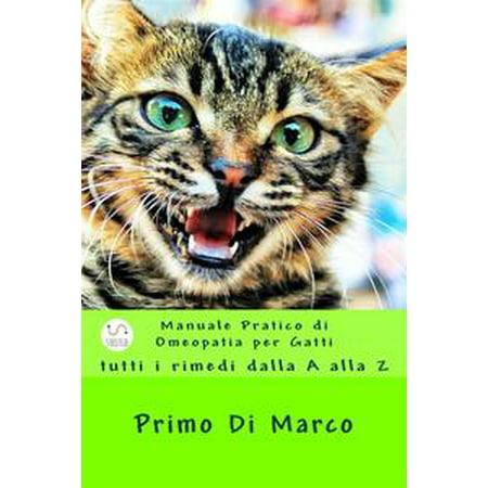 Manuale Pratico di Omeopatia per Gatti - - Gatti Di Halloween