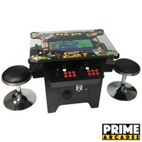1162 Games in 1 Cocktail Arcade Machine Includes 2 Stools 5 Year Warranty