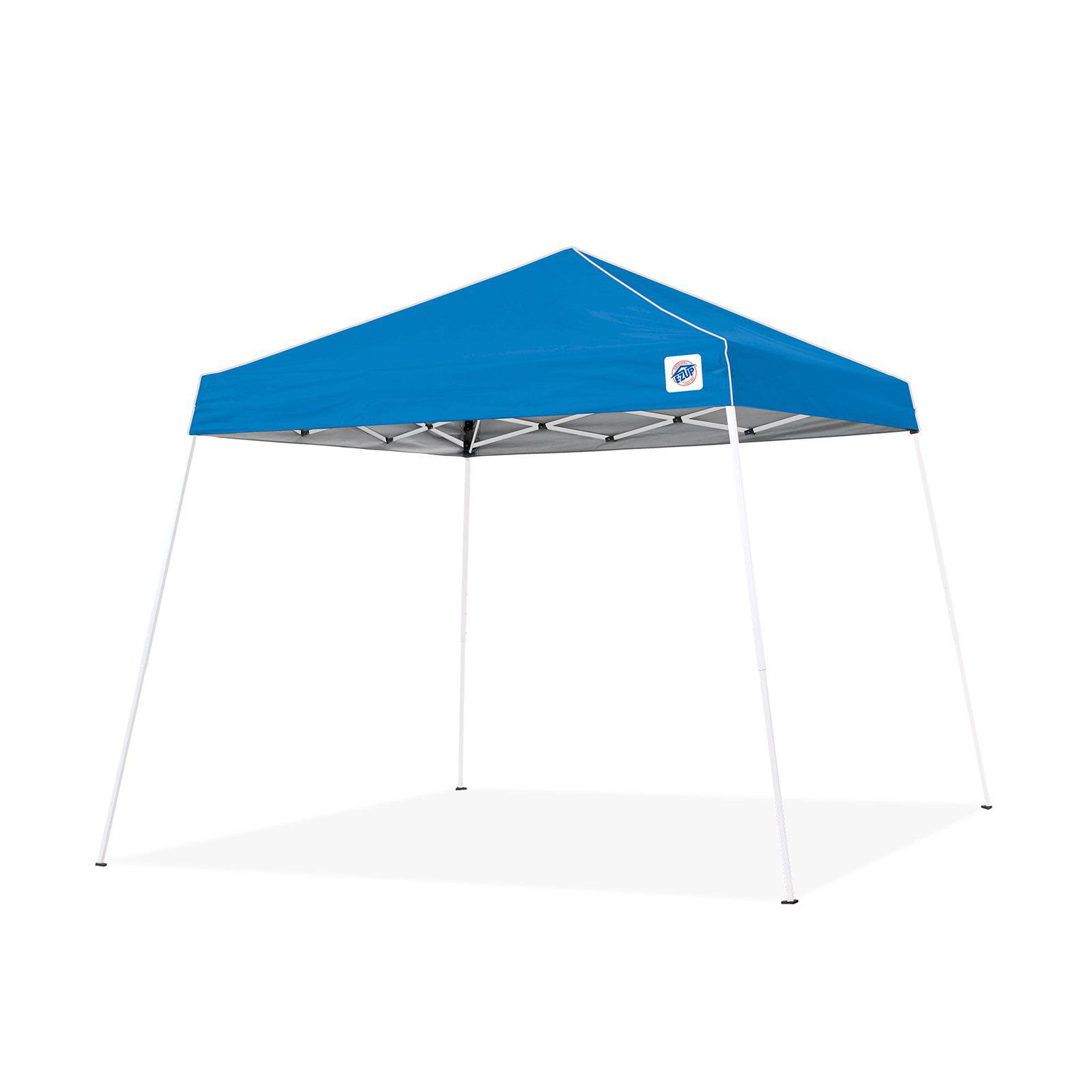E Z Up Reg Swift Angle Leg Pop Up Canopy Walmart Com