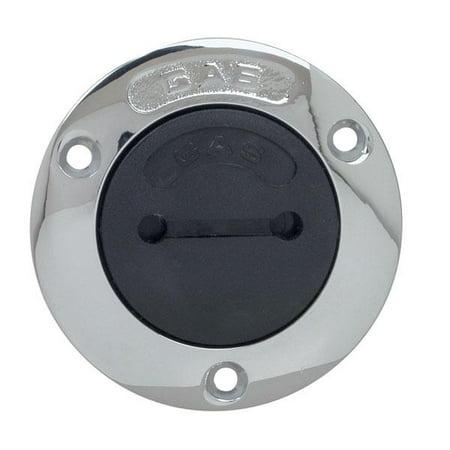 Perko 1270DPWCHR Chrome Plated Zinc 2-1/2