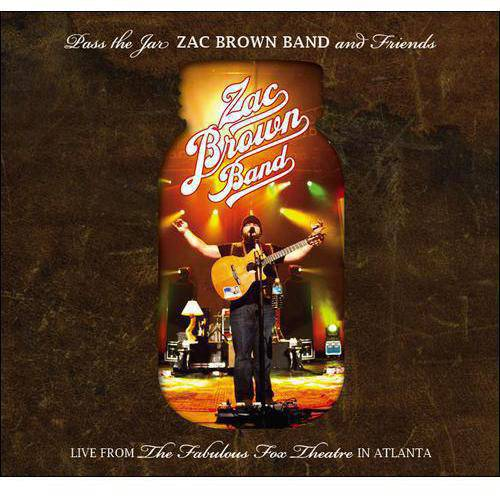 Pass The Jar: Live From The Fabulous Fox Theatre In Atlanta (3 Disc Box Set) (2 CDs and 1 DVD)