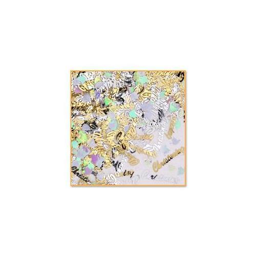 Beistle CN091 Christening Confetti - Pack of 6