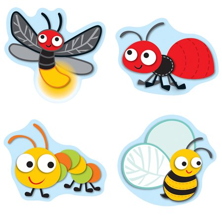 BUGGY FOR BUGS STICKERS