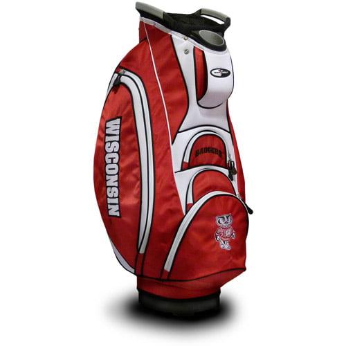 Team Golf NCAA Wisconsin Victory Golf Cart Bag