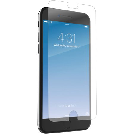 ZAGG InvisibleShield HD Screen Protection for Apple iPhone 8 Plus, iPhone 7 Plus iPhone, 6s Plus, iPhone 6