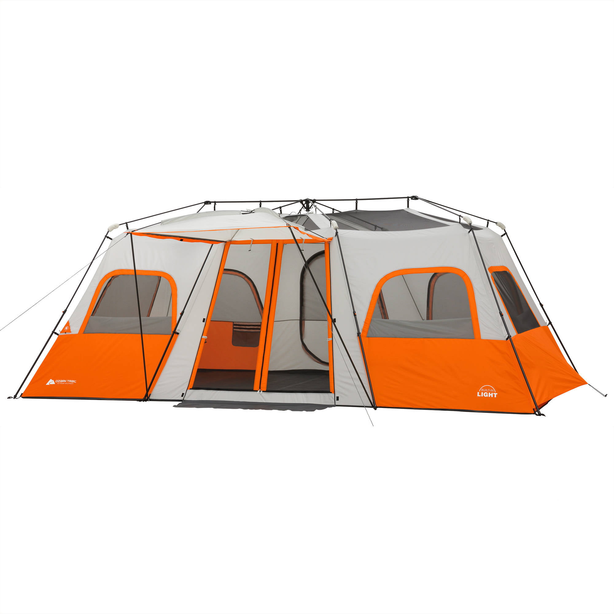 Ozark Trail 18 Quot X 10 Instant Cabin Tent With Integrated