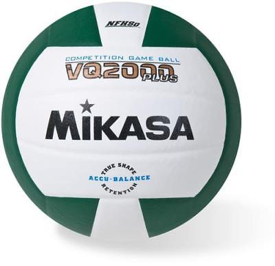 Mikasa VQ2000 Composite Practice Volleyball, Green
