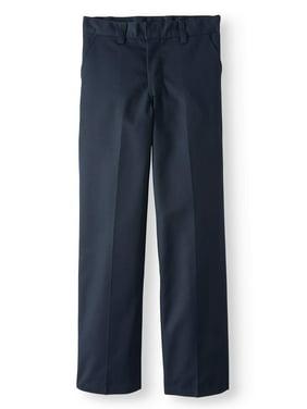 Genuine Dickies Boys School Uniform Traditional School Style Classic Pants (Big Boys & Little Boys)