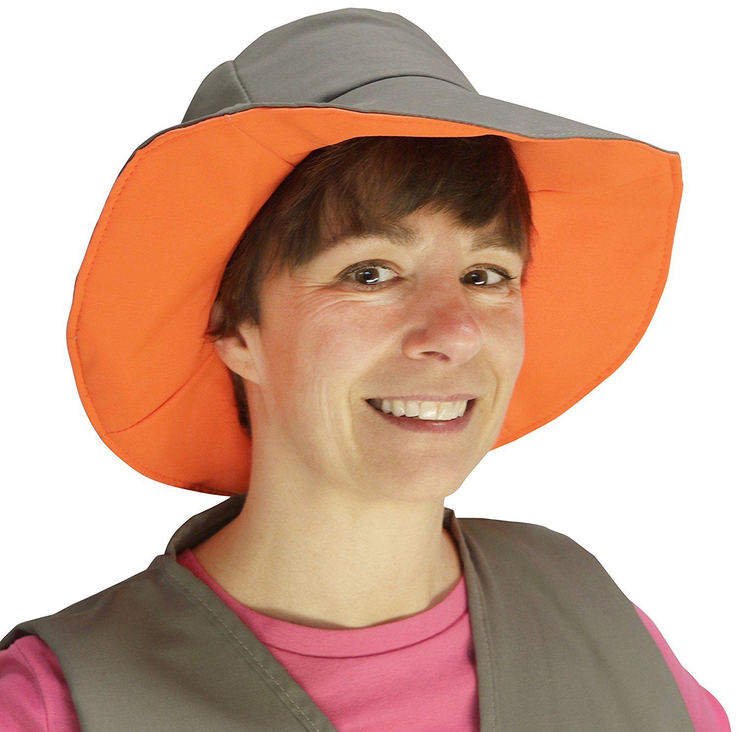 Tick ; Mosquito Repelling Reversible Hat
