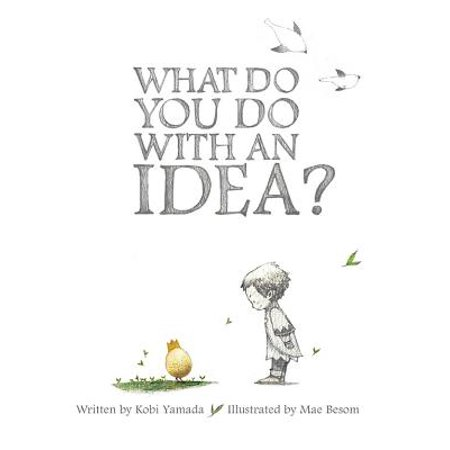 What Do You Do with an Idea? (Hardcover)](Santacon Ideas)
