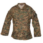 65/35 Poly/Cotton Twill Camo Uniform Shirts