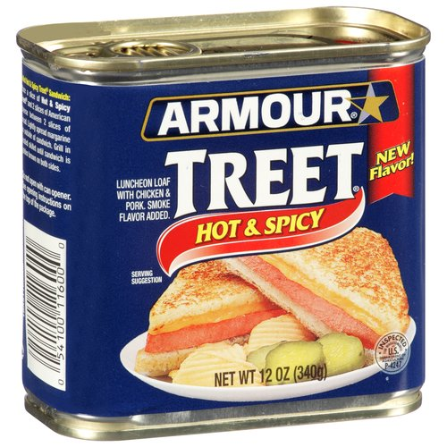 Armour® Treet® Hot & Spicy 12 oz