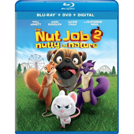 The Nut Job 2  Nutty By Nature  Blu Ray   Dvd   Digital