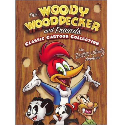 Woody Woodpecker & Friends Classic Cartoon Collection (DVD) by UNIVERSAL HOME ENTERTAINMENT