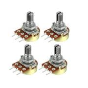 WH148  20K Ohm Variable Resistors Single Coil  Potentiometer 4pcs