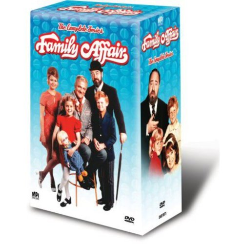 Family Affair: The Complete Series (24 Discs)