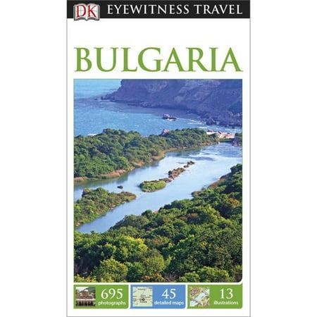 DK Eyewitness Travel Bulgaria