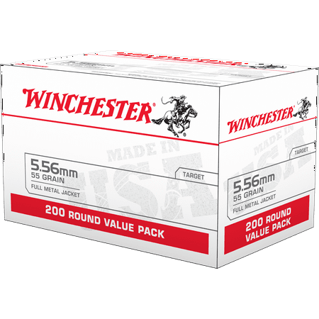 Winchester 5.56mm 200 Rds