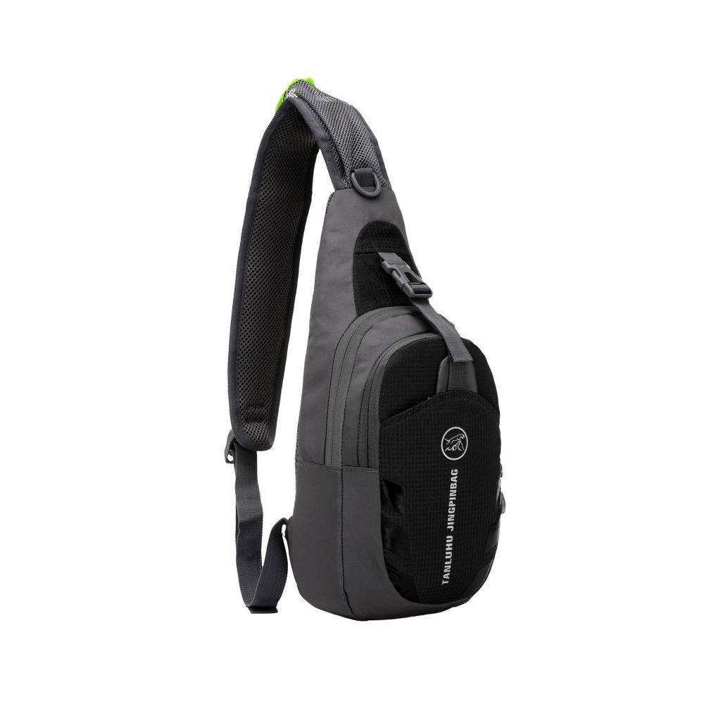 17351dad8354 Ktaxon Waterproof Chest Shoulder Bag, Casual Cross Body Backpack ...