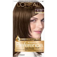 L'Oral Paris Superior Preference Permanent Hair Color
