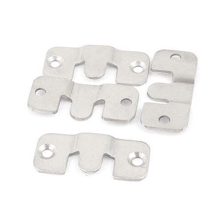 Universal Sectional Interlock Sofa Couch Connector Bracket