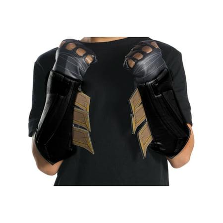 Batman Gauntlets Adult Halloween Costume Accessory for $<!---->