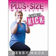 Debby Mack: Plus Size Workouts: Cardio Kickboxing Workout by