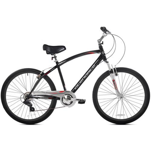 26 Mens Glendale Bike Black