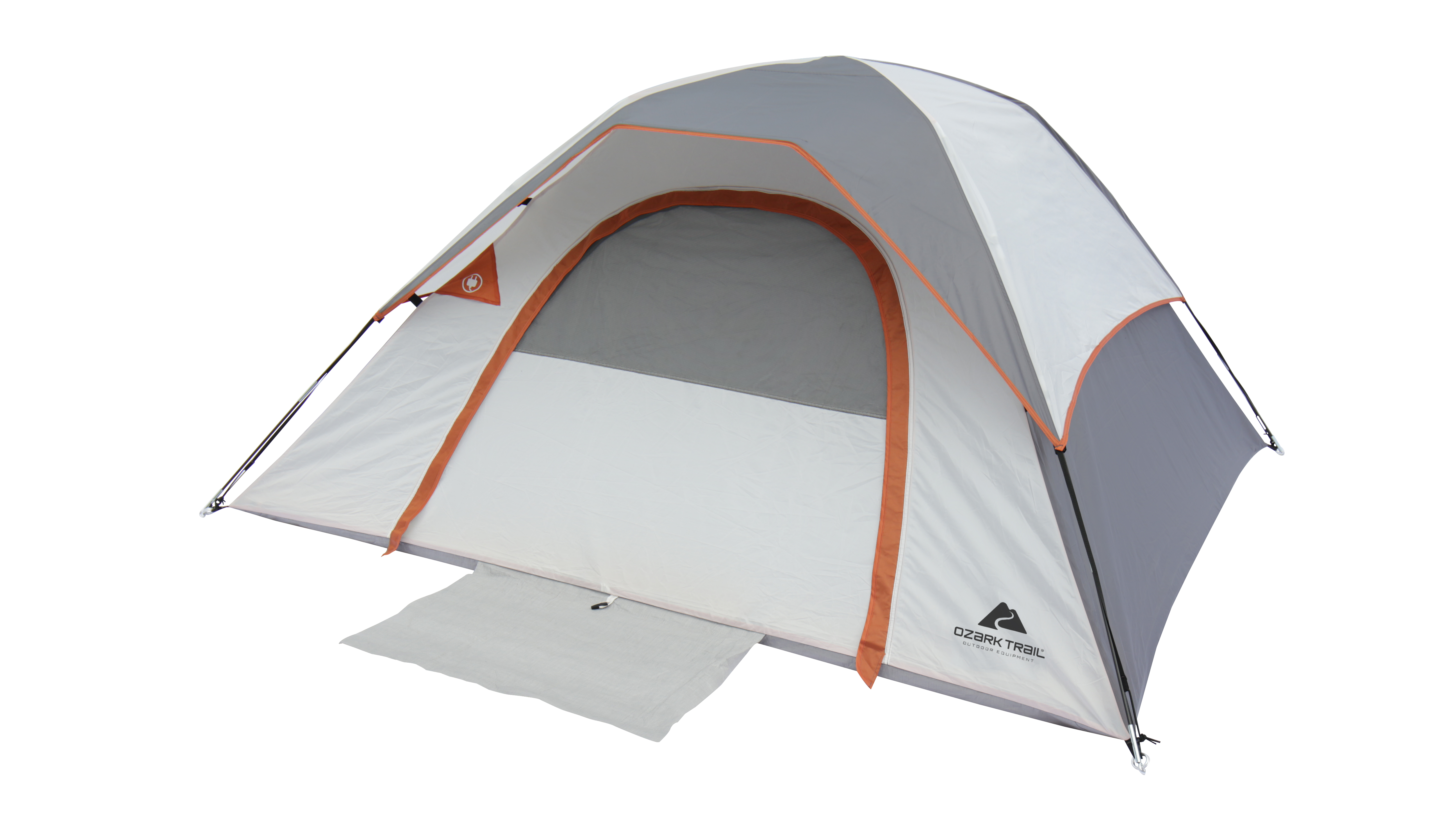 Ozark Trail 3-Person Camping Dome Tent by HKD GLOBAL LIMITED
