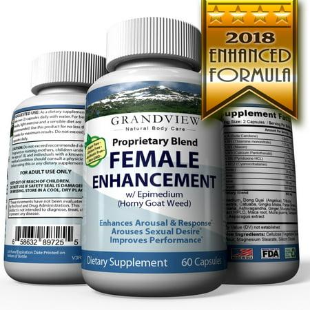 Female Enhancement – 60 - Enhancement 60 Capsules