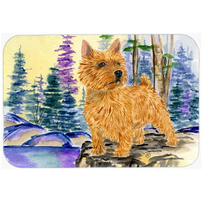 Carolines Treasures SS8011CMT Norwich Terrier Kitchen Or Bath Mat, 20 x 30 in. - image 1 of 1