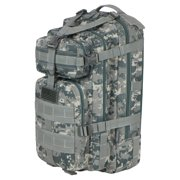 Tactical Molle Military Rucksack & Assault Backpack - ACU