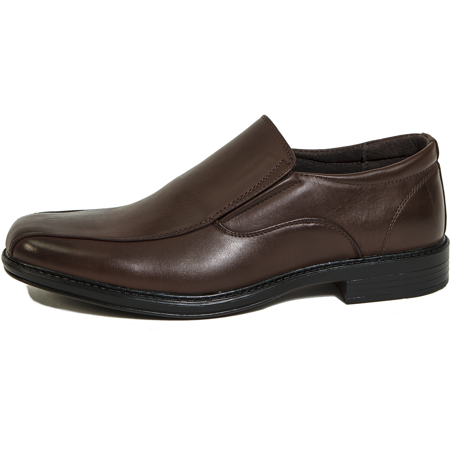 5ebf6136995c alpine swiss - Alpine Swiss Mens Dress Shoes Leather Lined Slip On Loafers  Good for Suit Jeans - Walmart.com