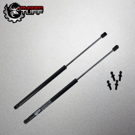 Lift Support Shocks For Jeep Grand Cherokee 05-10 Hatch Liftgate Gas Spring 2pc ()