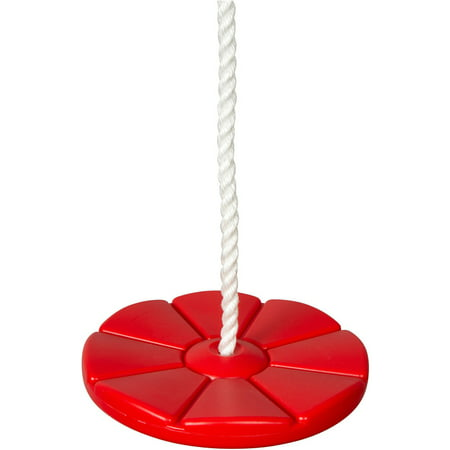 Red Cedar Classic Swing (Swing Set Stuff Inc. Daisy Disc (Red))